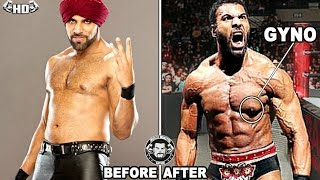 WWE Superstar Jinder Mahal Denies Steroid Use With The Obviously Visible Gyno