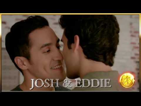 Josh and Eddie Relationship When a Vampire Loves a Human 1080p HD