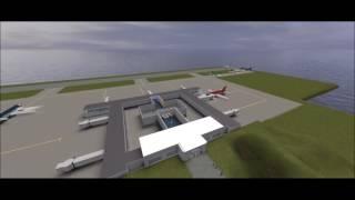 Automatisation de l'aéroport ROBLOX