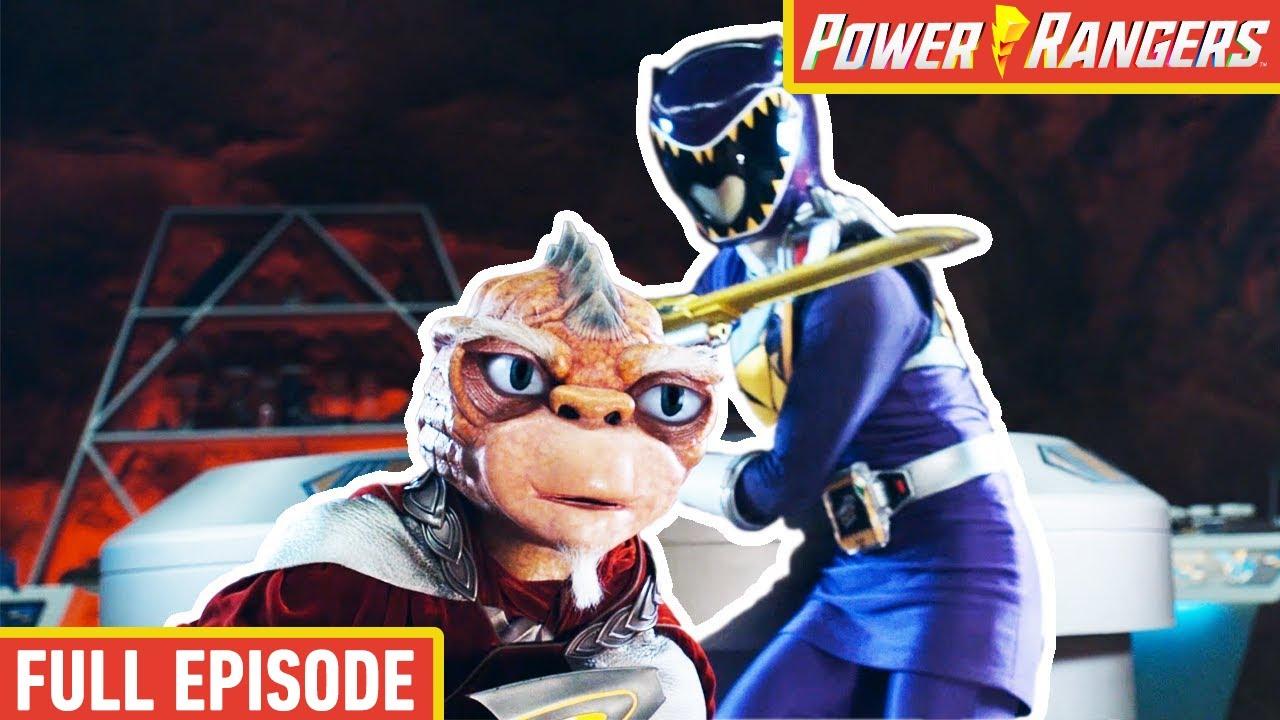 Edge Of Extinction ☠️ Dino Super Charge 🦖 FULL EPISODE | E19 ⚡ Power Rangers Kids ⚡ Action for Kids