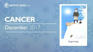 CANCER DECEMBER 2017💝 EXPECT AN A LOT OF MONEY, AND LUCK