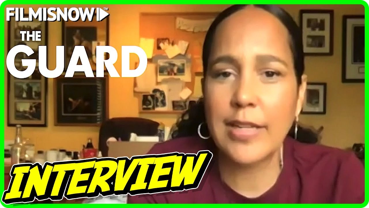 Gina Prince-Bythewood Interview for THE OLD GUARD