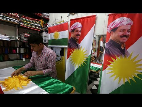 08/25/2017: Cons & pros of the Iraqi Kurdish independence|China's space system: threat or benefit?