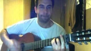 Christophe Mae - J'ai laisse - Tutoriel Guitare - Petros