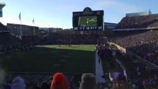 Blair Walsh Misses 27 yd Game Winning Field Goal. Vikings vs Seahawks 1-10-16