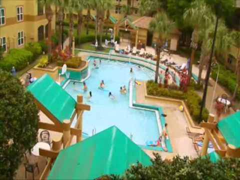 orlando blue tree resort en lake buena vista youtube. Black Bedroom Furniture Sets. Home Design Ideas