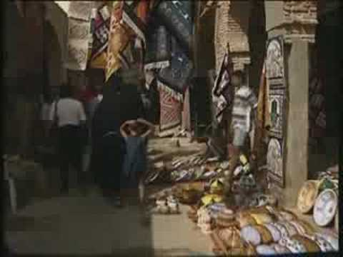 Tunisia - Street Life - Travel Documentary