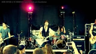 "Jason Kertson and the Immortals performing an original song ""(She"