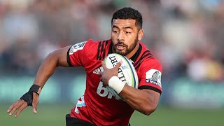 Richie Mo'unga // The Best Fly-Half In The World // -2019