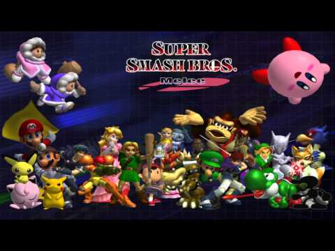 Super Smash Bros Melee Remix - By Johammad