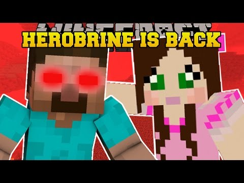 Minecraft: HEROBRINE IS BACK! - HEROBRINE'S NEMISIS - Custom Map [1]