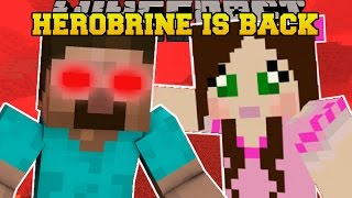 Minecraft: HEROBRINE IS BACK! - HEROBRINE'S NEMISIS - Custom Map [1]