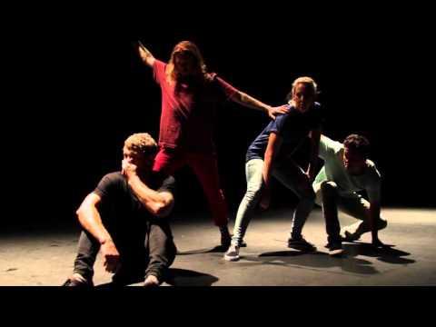 M.I.N.D.E.D Concept Development. Hip-hop dance theatre by Elements Collective