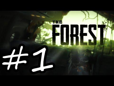 THE FOREST| Bölüm 1 | Barınak!!!