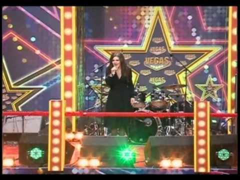 Dina Garipova - What If (live at Partiynaya zona, Muz TV)