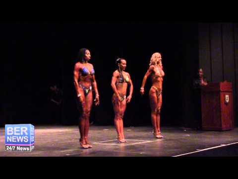 Women's Figure Fitness At Fitness Extravaganza  April 11 2015