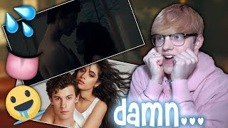 Shawn Mendes & Camila Cabello - Señorita REACTION!!