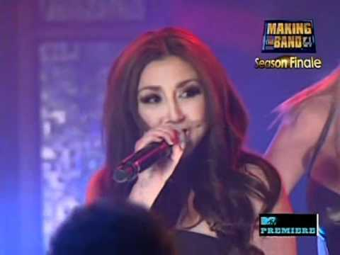 Danity Kane - Damaged (Live @ Making The Band 4 Season Finale 2008)