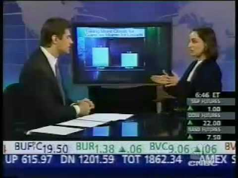 Michal Strahilevitz Talking about Investory Psychology on CNBC