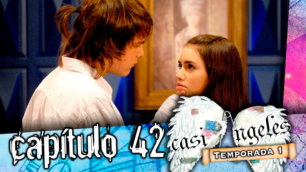 d6acb0656bcb Casi Angeles Temporada 1 Capitulo 42 - YouTube