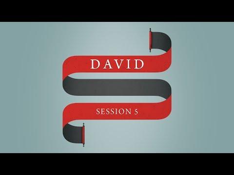 "Trent Hunter, ""David"" (Session 5)"