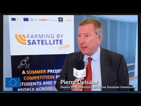FbS 2018 launch - Pierre Delsaux (DDG, DG Grow, EC)