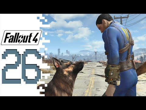 Fallout 4 - EP26 - War Zone!
