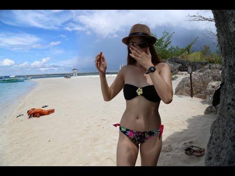Virgin Island Bantayan Cebu Philippines GoPro film HD