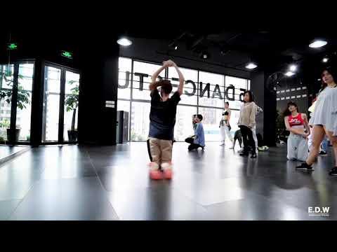 "Amy Morgan GH5 Dance Studio Shanghai | ""Dirrty"" Christina Aguilera"