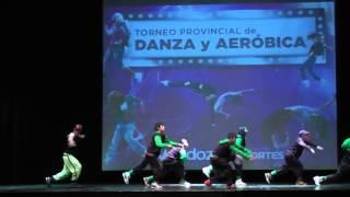 estylo dance sub campeon mendozino de hip hop