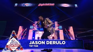 Gambar cover Jason Derulo - 'Tip Toe' (Live at Capital's Jingle Bell Ball)