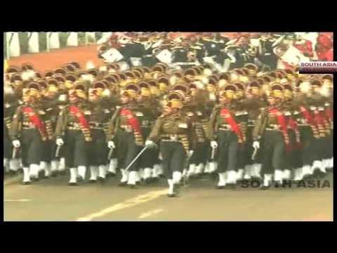 Live - India Republic Day parade 2014