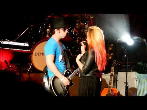 Demi Lovato - Got Dynamite Live Bank of America Pavilion Boston HD
