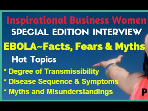 Ebola: Facts, Fears & Myths