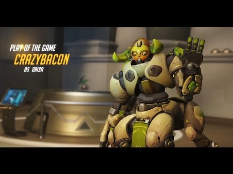 Thumbnail: If Overwatch Heroes had Theme Songs (Including Orisa)