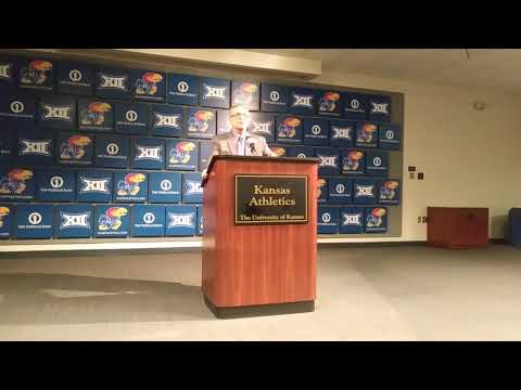 Jeff Long on decision to move on from David Beaty
