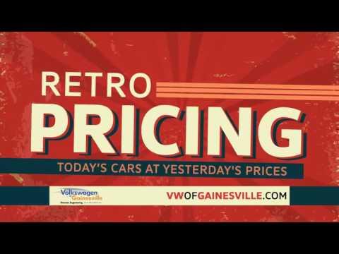 Volkswagen of Gainesville September