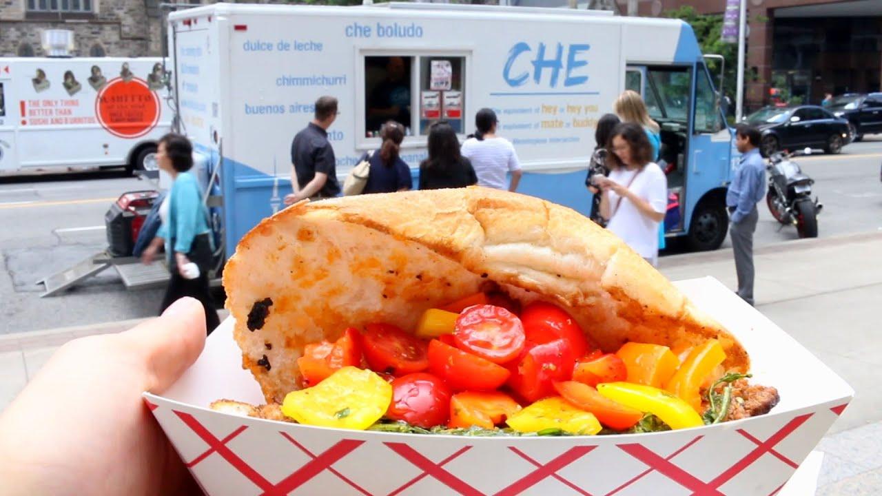Che Food Truck Toronto