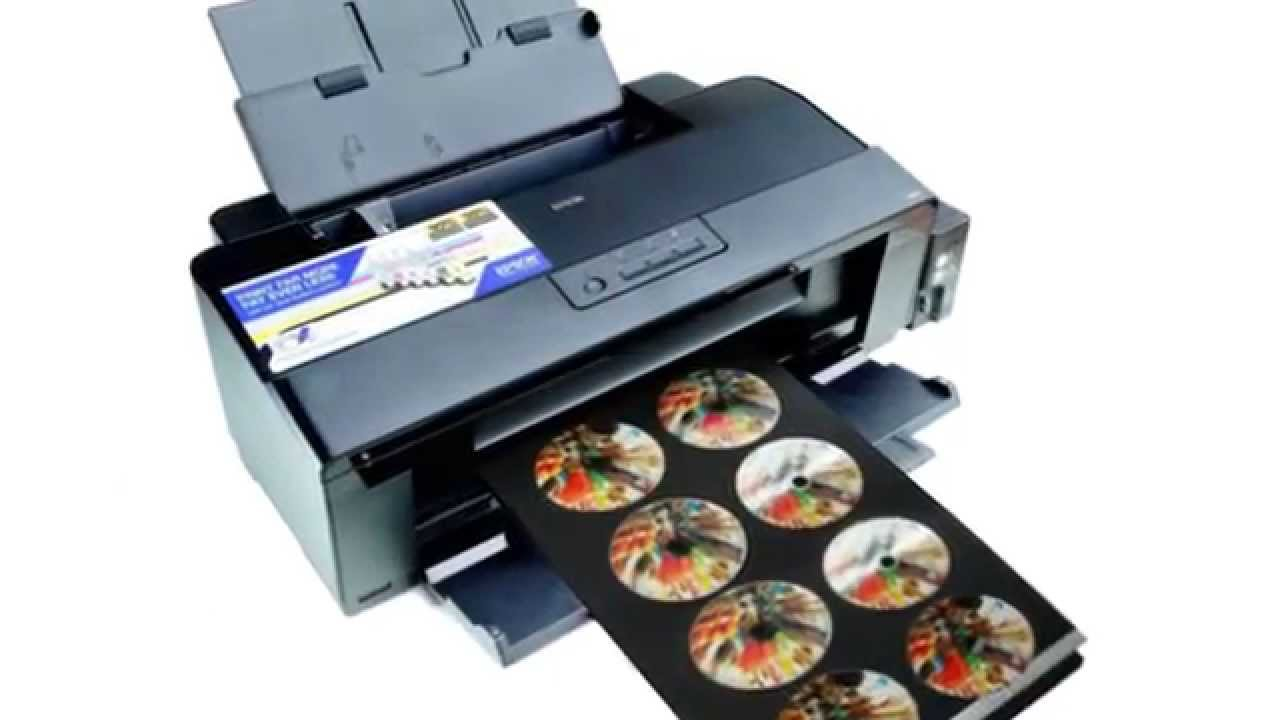 disc printing machine