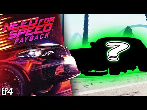 FINDING THE FIRST DERELICT ITEM! (Need For Speed Payback #4)