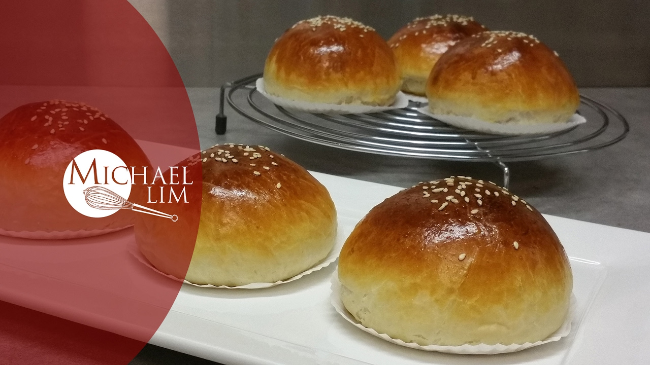 how to make steamed buns with red bean paste