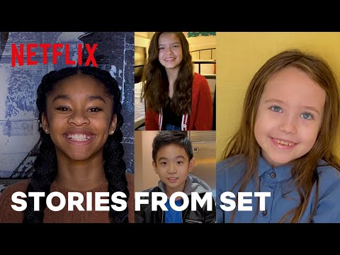 We Can Be Heroes: Stories From Set   Netflix Futures