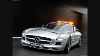 Mercedes-Benz SLS AMG F1 Safety Car 2010 Videos