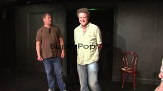 PERFORMANCE: Ian Roberts, Matt Besser and Matt Walsh joke...