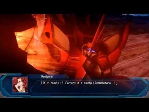 Super Robot Wars OG The Moon Dwellers ~Ganonia Bragar All Attacks~