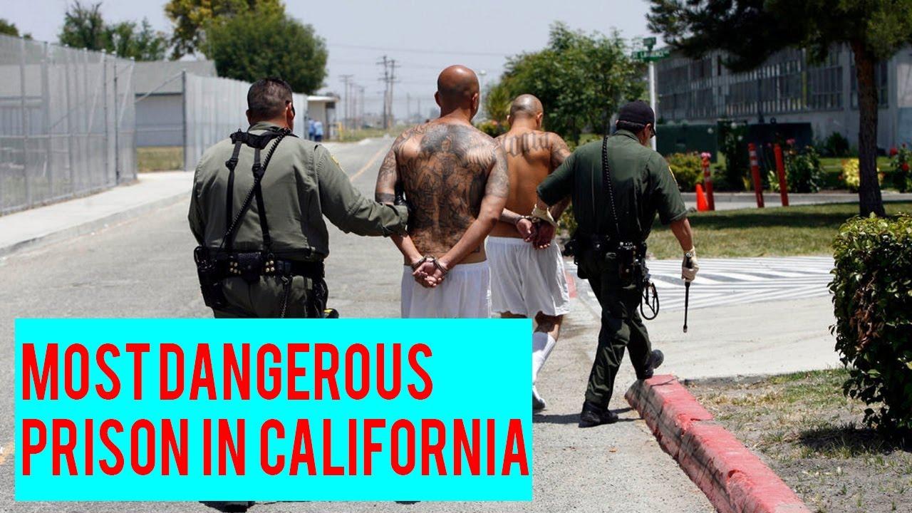 Download MOST DANGEROUS PRISON IN CALIFORNIA FULL DOCUMENTARY