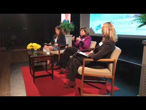 SNMH Foundation presents Savvy Women Talk - Talking with the Chief