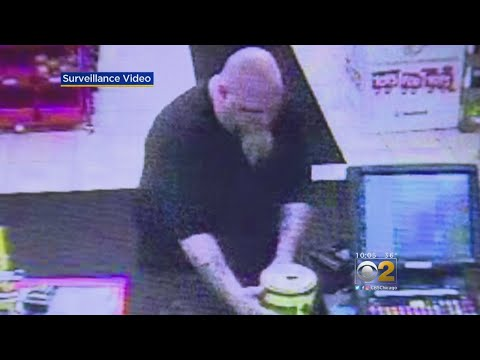 Man Stole Toys For Tots Donation Jar From Winthrop Harbor Gas Station