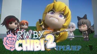 RWBY Chibi Season 2 Трейлер