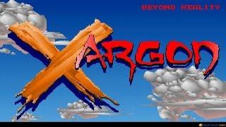 Xargon gameplay (PC Game, 1993)